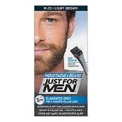 Just For Men Brush-In Colour Gel Light Brown 40ml