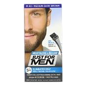 Just For Men Brush-In Colour Gel Medium Brown 40ml