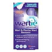 Wartie Advanced Wart Treatment 50ml