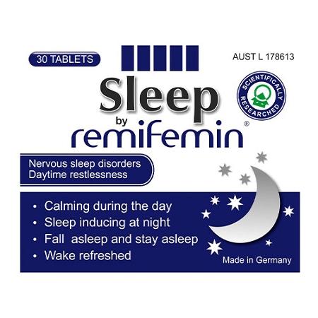 Remifemin Sleep 30 Tablets