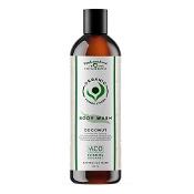 Organic Formulations Coconut Body Wash 500ml