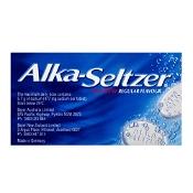 Alka Seltzer Regular 20 Effervescent Tablets