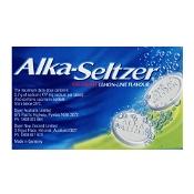 Alka Seltzer Lemon 20 Effervescent Tablets