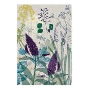 KE Design Linen Tea Towel Garden Series