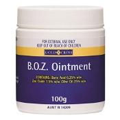 Gold Cross B.O.Z Ointment 100g