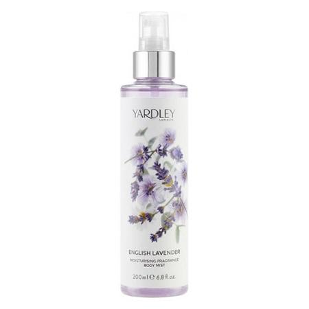 Yardley English Lavender Fragrance Mist 200ml