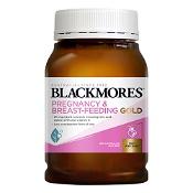 Blackmores Pregnancy & Breastfeeding Gold 180 Capsules