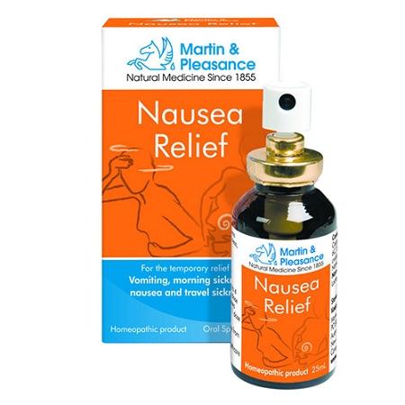 Martin & Pleasance Nausea Relief Spray 25ml