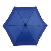 Shelta 3678 Neon Micro Featherlite Umbrella with Wave Case Royal Blue