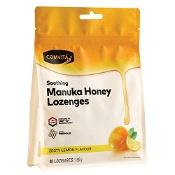 Comvita Manuka Honey with Propolis Lozenges Lemon & Honey 40 Pack