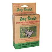 Dog Rocks Lawn Protector for Small Dogs Up To 7kg 100g