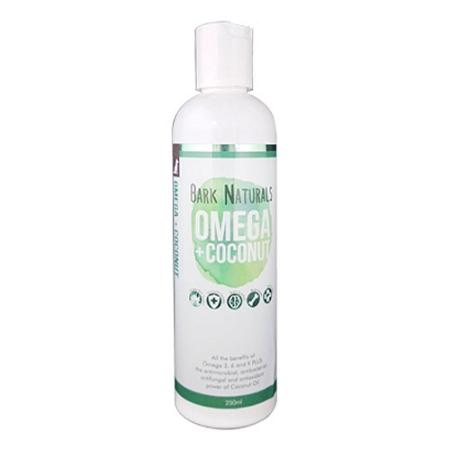 Bark Naturals Omega + Coconut 250ml