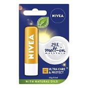 Nivea Ultra Care & Protect SPF30 Lip Balm 4.8g