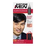 Just For Men Shampoo-In Haircolour Rich Black 60ml
