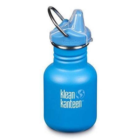 Klean Kanteen Kids Classic 355ml Sippy Cap Bottle Pool Party