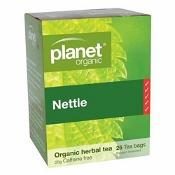 Planet Organic Nettle Herbal Tea 25 Tea Bags