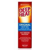 Deep Heat Regular Relief Rub 50g