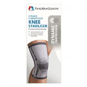 Thermoskin Dynamic Compression Knee Stabiliser Small