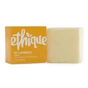 ETHIQUE Solid Shampoo Bar St Clements Oily Hair 110g