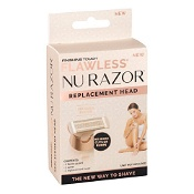 Finishing Touch Flawless Nu Razor Replacement Head 1 Pack