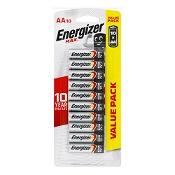 Energizer Max AA E91 HP 10 Batteries