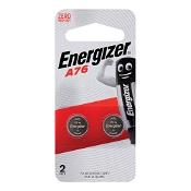 Energizer LR44/A76 2 Batteries