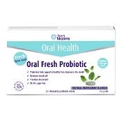 Henry Blooms Oral Fresh Probiotic 24 Chewable Tablets