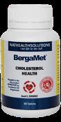 BergaMet Cholesterol Health 60 Tablets