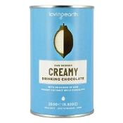 Lovingearth Raw Organic Creamy Drinking Chocolate 250g