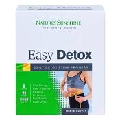 Natures Sunshine Easy Detox 1 Months Supply