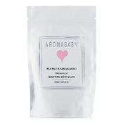 Aromababy Motherhood Soothing Bath Salts Sea Salt & Sandalwood 200g