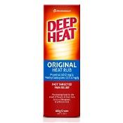 Deep Heat Regular Relief Rub 100g