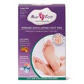 Milky Foot Exfoliating Foot Pad Large