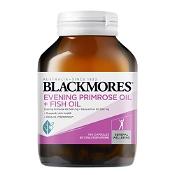 Blackmores Evening Primrose Oil + Fish Oil 100 Capsules