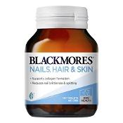 Blackmores Nails Hair & Skin 120 Tablets