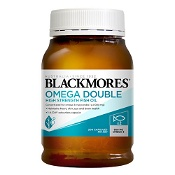 Blackmores Omega Double Strength Fish Oil 200 Capsules