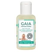 Gaia Natural Baby Massage Oil 125ml