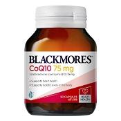 Blackmores CoQ10 75mg 90 Capsules