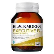 Blackmores Executive B Stress Formula 62 Tablets