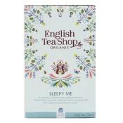 English Tea Shop Organic Wellness Tea Sleepy Me 20 Teabags