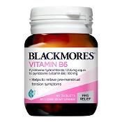 Blackmores Vitamin B6 100mg 40 Tablets