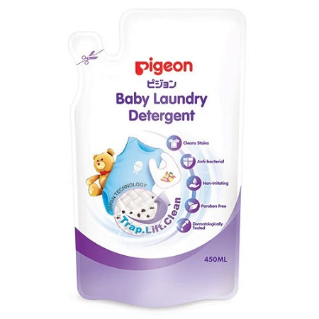 Pigeon Laundry Detergent Refill 450ml