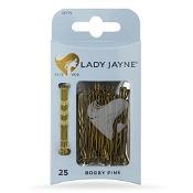 Lady Jayne Bobby Pins Blonde 4.5cm 25 Pack