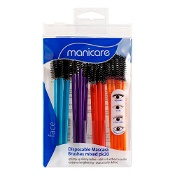 Manicare Disposable Mascara Brushes Mixed 20 Pack