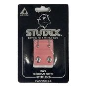 Studex Mini Traditional Stud Earring Silver 1 Pair