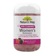 Natures Way Adult Vita Gummies Womens MultiVitamin 100 Pack