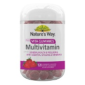 Natures Way Adult Vita Gummies MultiVitamin 120 Pack