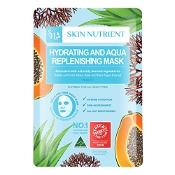 Skin Nutrients Hydrating & Aqua Replenishing Sheet Mask 1 Pack