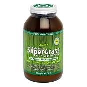 Green Nutritionals Organic Supergrass Powder 200g