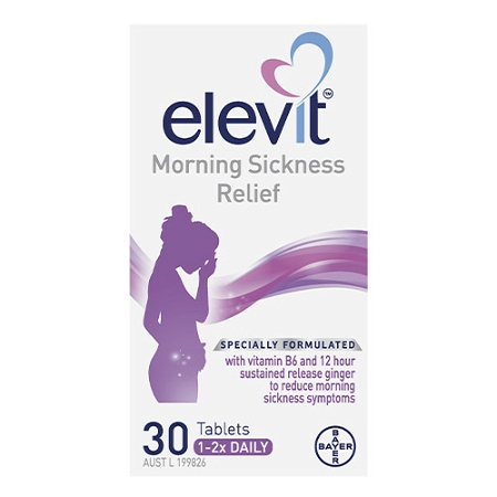 Elevit Morning Sickness Relief 30 Tablets